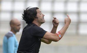Covid-19: Capucho critica Liga por 'obrigar' Sporting da Covilhã a jogar
