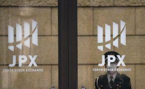 Bolsa de Tóquio abre a ganhar 0,9%