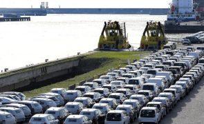 Covid-19: Venda de automóveis na Europa com queda
