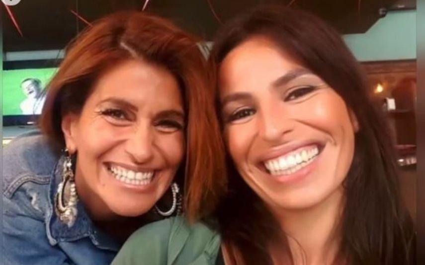Liliana Santos A manifestação de afeto a Joana Cruz na luta contra o cancro: