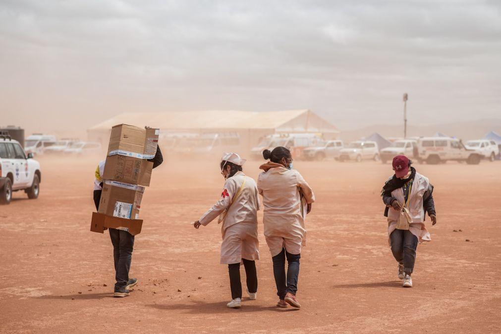 Nações Unidas pedem ajuda de emergência para afetados pela seca em Madagáscar