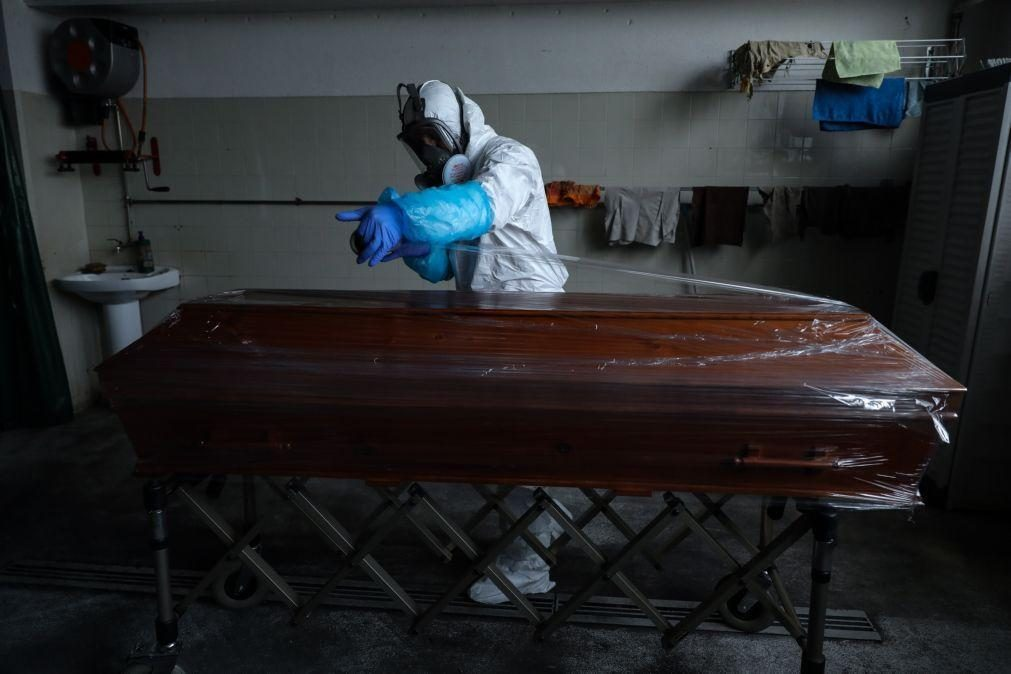 Covid-19: Surto com quatro mortes em lar da Misericórdia de Alcácer do Sal