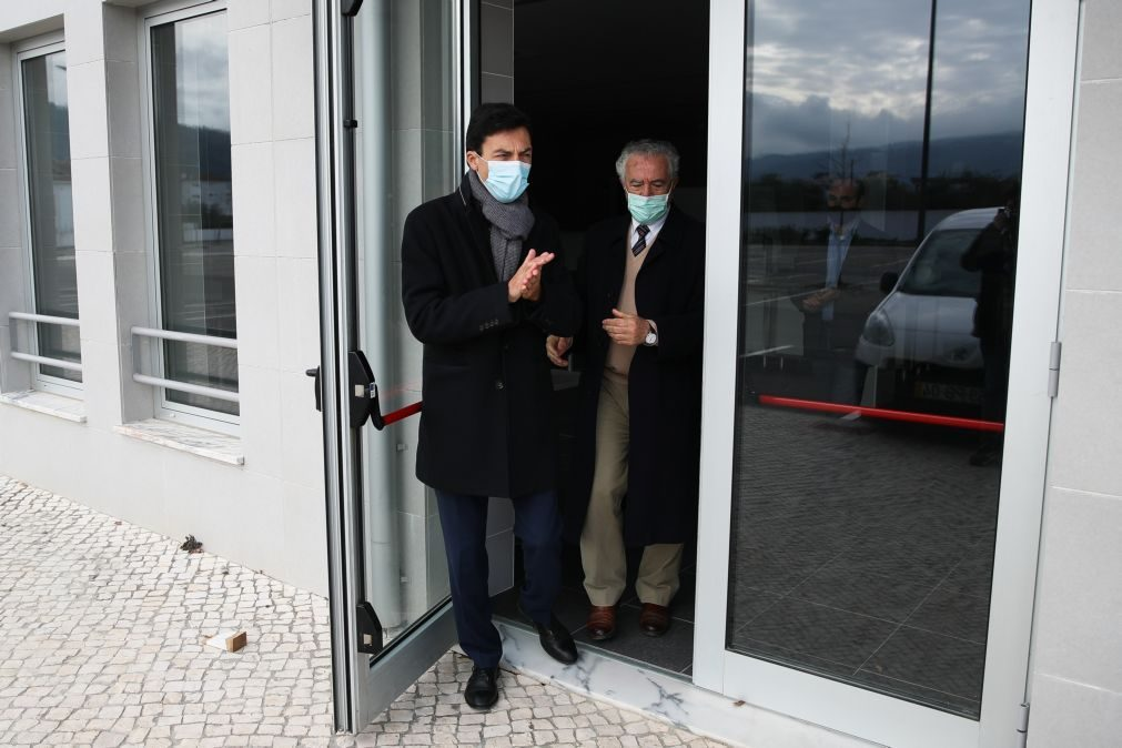 Presidenciais: Hospital fechado em Miranda do Corvo é «surreal», diz Mayan