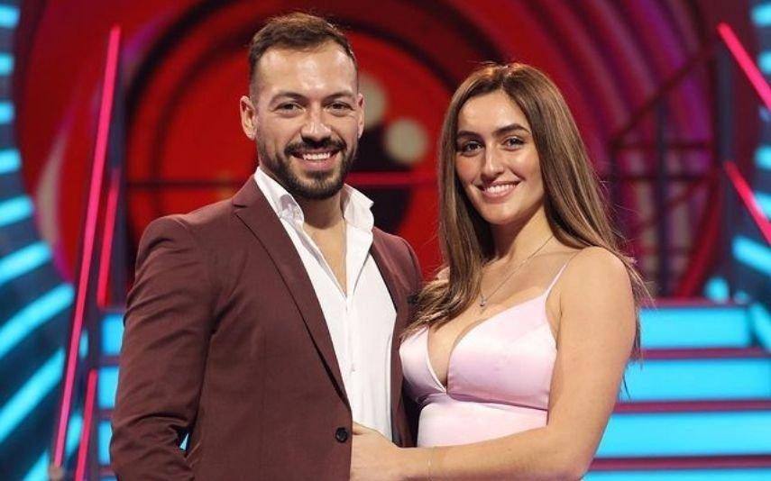 Big Brother. Divulgado vídeo de Zena e André em sexo explícito