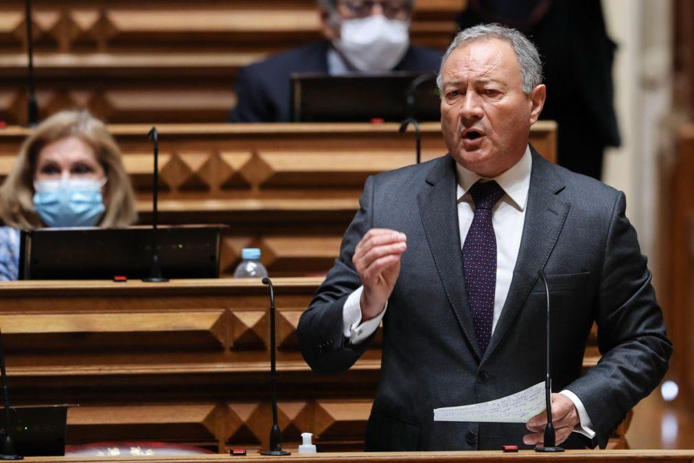 Covid-19: PSD sugere falta de confiança dos portugueses no Governo para o combate à epidemia