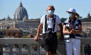 Metade dos europeus planeia viajar já este semestre