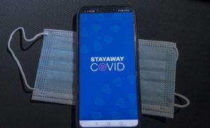 Covid-19: 'App' Stayaway gerou mais de 14 mil códigos num universo de 500 mil novas infeções