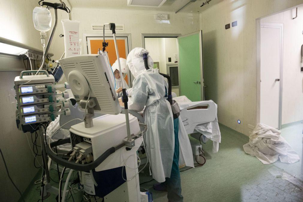 Covid-19: Itália contabiliza 10.497 e 603 mortes nas últimas 24 horas