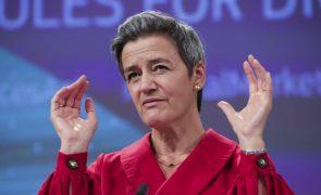 Covid-19: Bruxelas propõe prolongar até fim do ano regras flexíveis para ajudas estatais