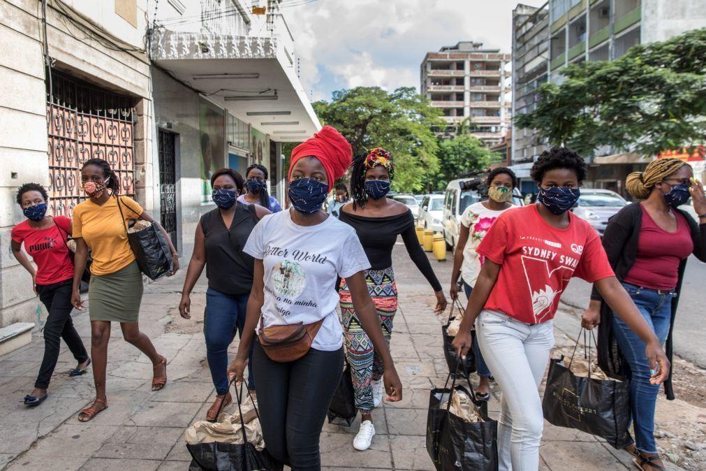 Covid-19: Moçambique anuncia mais quatro óbitos e 824 novas infeções