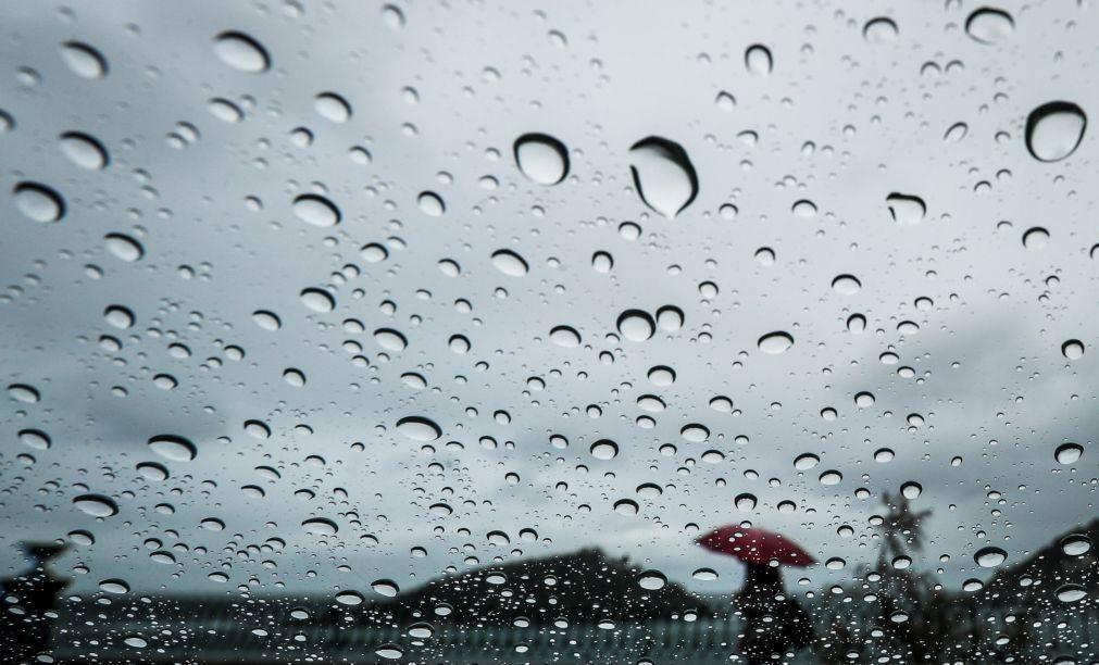 Alerta de chuva forte, neve e vento nas próximas 48 horas