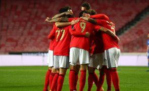 Covid-19: Nacional recusa adiar jogo com Benfica