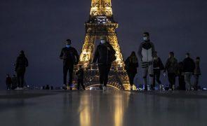 Covid-19: França regista mais de 20 mil novos casos do vírus