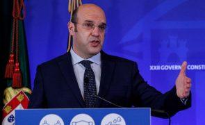 Covid-19: Ministro de Estado Siza Vieira testa positivo