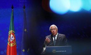 António Costa debate hoje prioridades do semestre com Parlamento Europeu