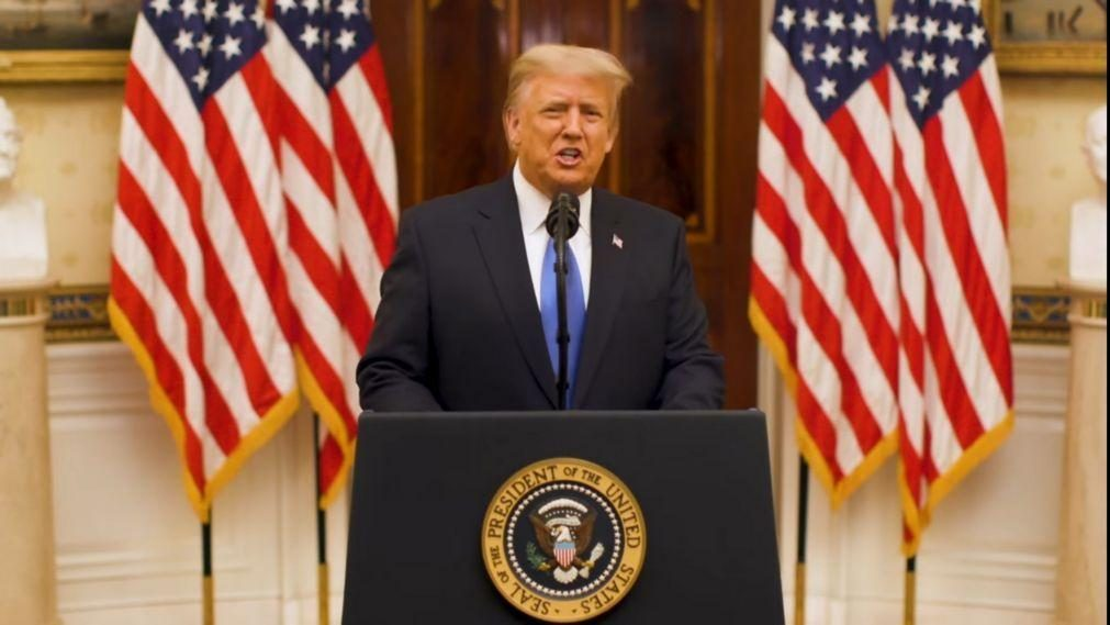 Trump concede mais de 140 perdões e comutções de pena a poucas horas de sair da Casa Branca