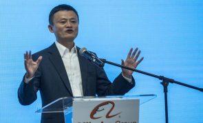 Bilionário chinês Jack Ma reaparece após estar