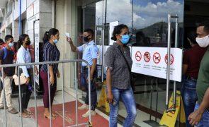 Covid-19: Timor-Leste regista um novo caso positivo importado