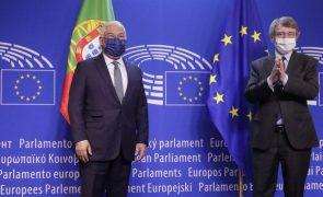 UE/Presidência: Vacinação é condição para recuperação pós-pandemia -- Costa