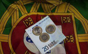 Portugal coloca 1.500 ME em dívida a seis e a 12 meses com juros em mínimos