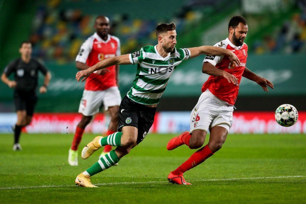 Covid-19: DGS confirma falta de resposta em tempo útil sobre jogadores do Sporting
