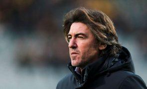 Ricardo Sá Pinto oficializado como novo treinador do Gaziantep