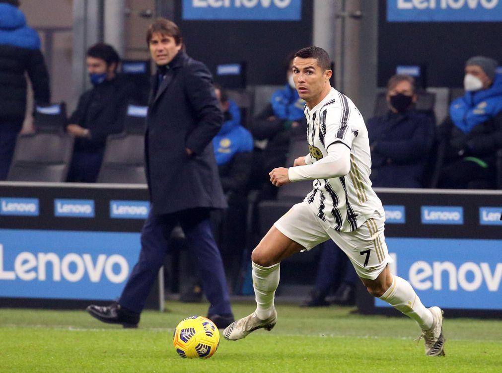 Cristiano Ronaldo pela 15.ª vez na equipa do ano da UEFA dos adeptos