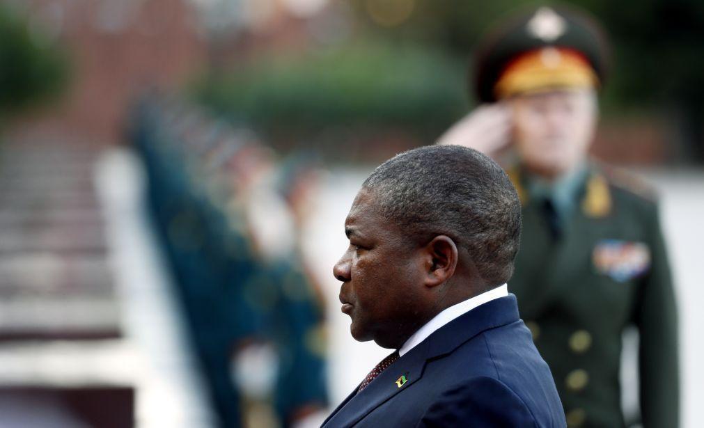 Moçambique/Ataques: Nyusi pede