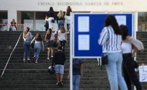Pode ser preciso reforçar medidas nas escolas secundárias, avisa OMS