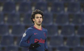 Simeone aborda perda de titularidade de João Félix