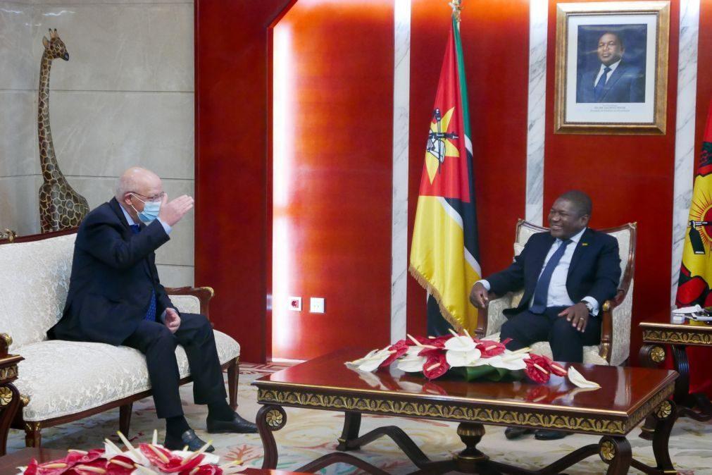 Moçambique/Ataques: PR