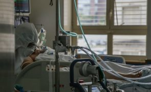 Covid-19: Região Centro aumenta número de vagas em cuidados intensivos