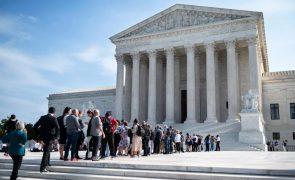 ÚLTIMA HORA! Ameaça de bomba leva à evacuação do Tribunal Supremo nos EUA