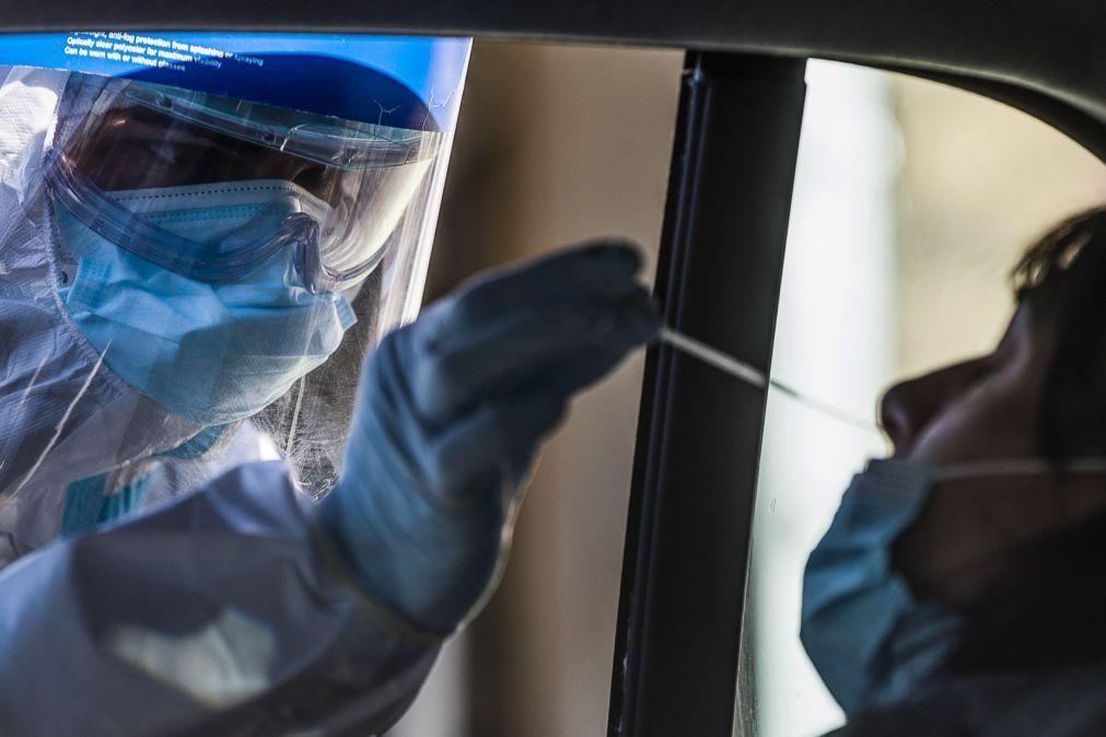 Covid-19: Itália regista 13.571 novos casos e 524 mortes nas últimas 24 horas