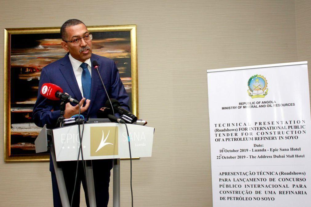 Governo angolano defende exploração de petróleo em áreas protegidas com cuidados ambientais