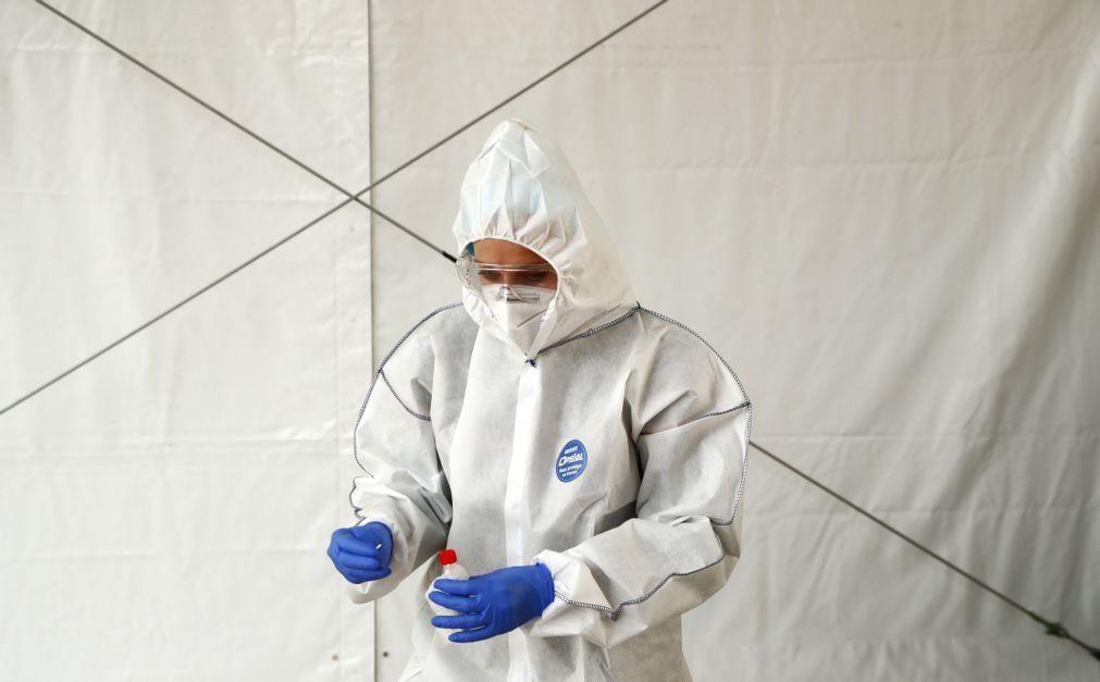 Covid-19: França regista mais de 26 mil novos casos do vírus