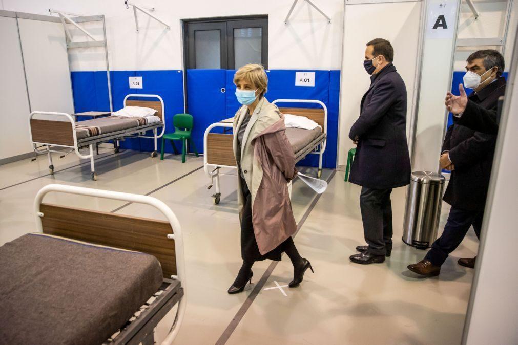 Covid-19: Ministra da Saúde garante que Governo quer