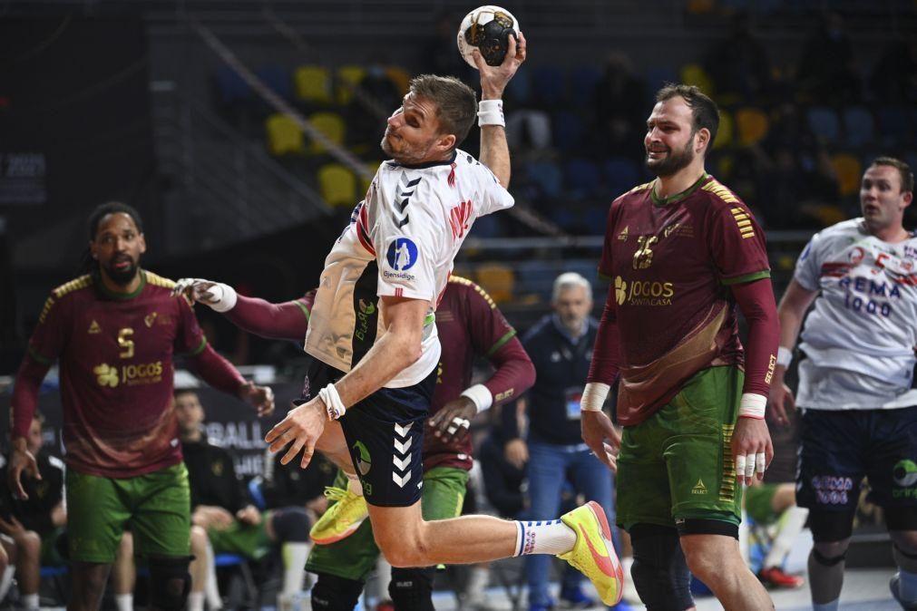 Andebol/Mundial: Portugal sofre primeira derrota no Egito frente à Noruega