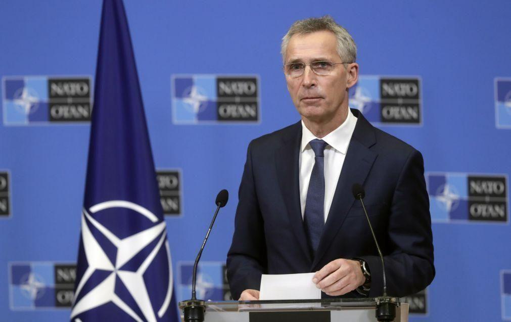 NATO congratula novo presidente dos EUA e diz que se inicia um
