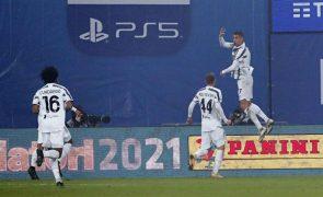 Cristiano Ronaldo 'lança' Juventus para a conquista da Supertaça italiana