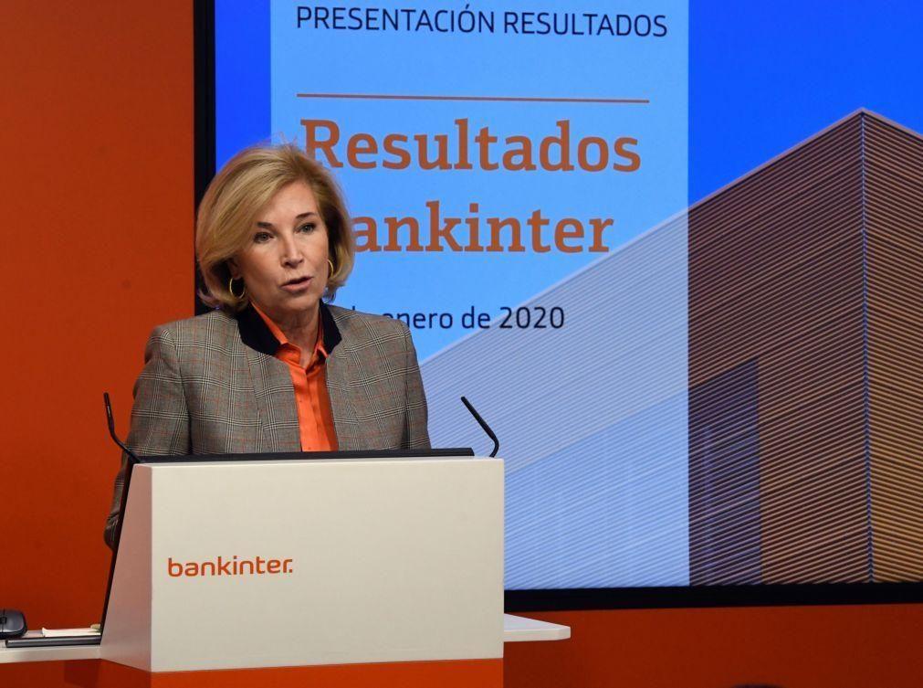Bankinter reduz lucros em 42,4% para 317 ME em 2020 devido à pandemia de covid-19