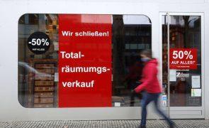 Covid-19: Alemanha volta a registar mais de mil óbitos em 24 horas