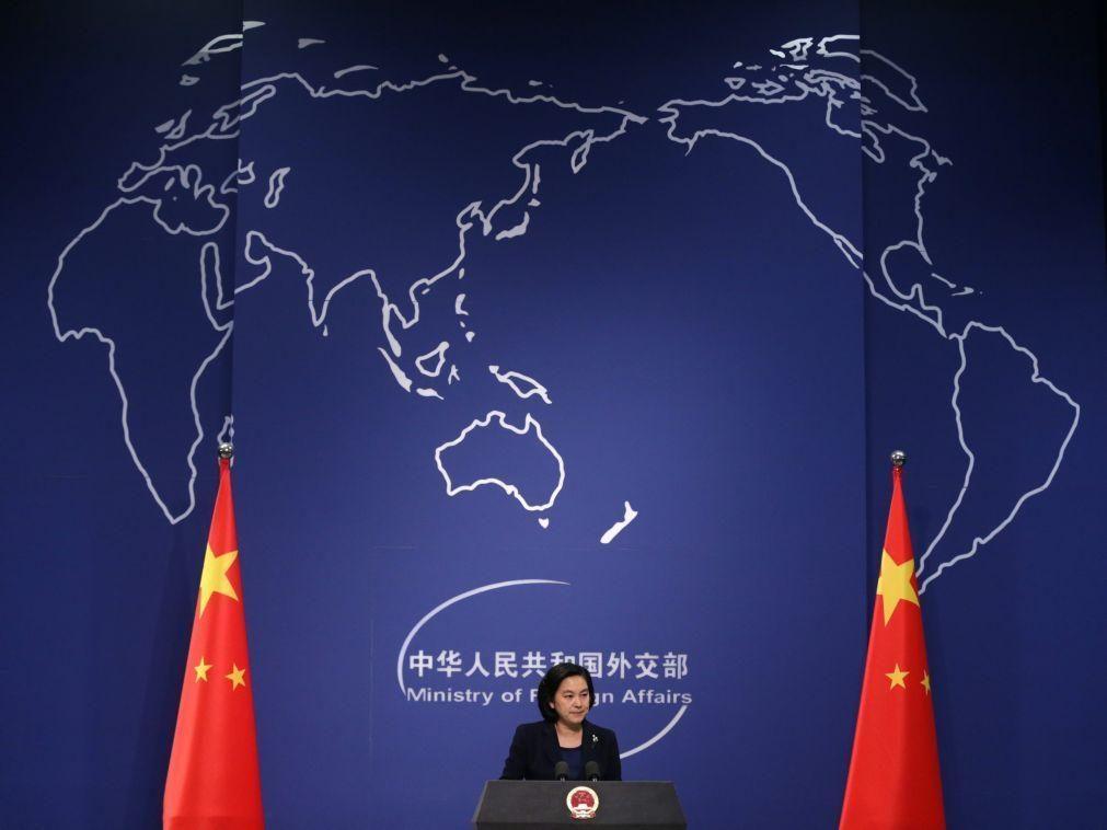 Biden: China felicita democrata pela tomada de posse e pede unidade na relação bilateral