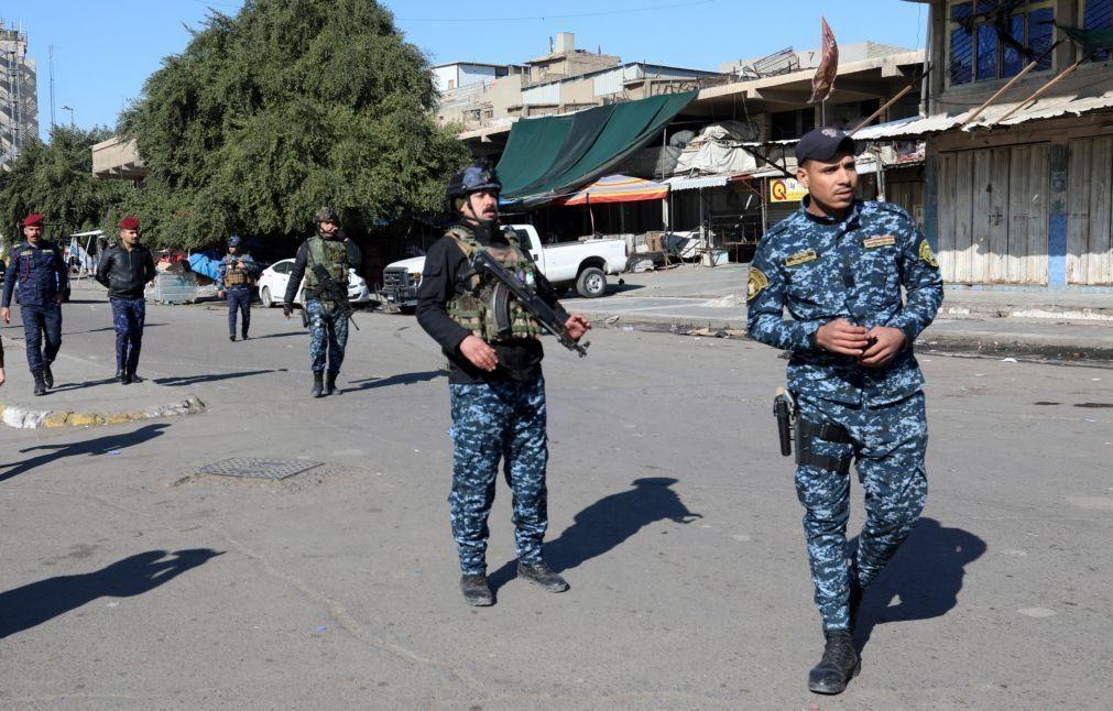 Aumenta para 20 o número de mortos do atentado no centro de Bagdad