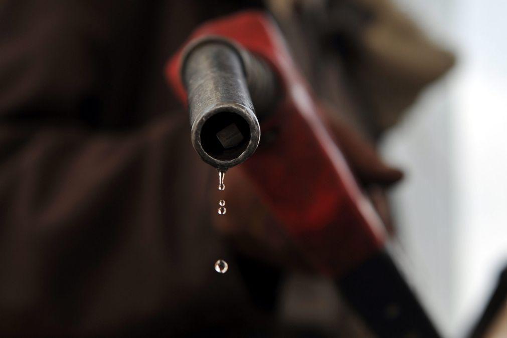 Preços da gasolina e gasóleo aumentaram em dezembro