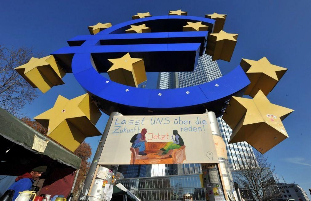 BCE deixa taxas de juro e compras de dívida inalteradas