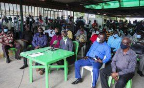 Oficiais angolanos admitem manifestar-se nus para exigir pagamento de dívidas