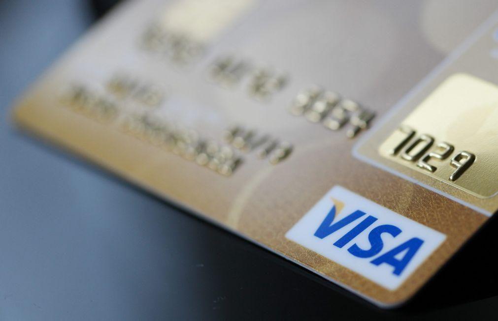 Visa indica que fraudes 'online' foram de 0,25% em 2019 e início de 2020 - SIBS