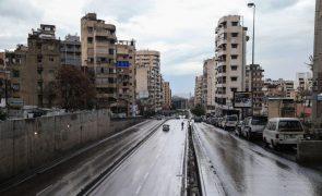 Covid-19: Líbano estende confinamento por mais duas semanas