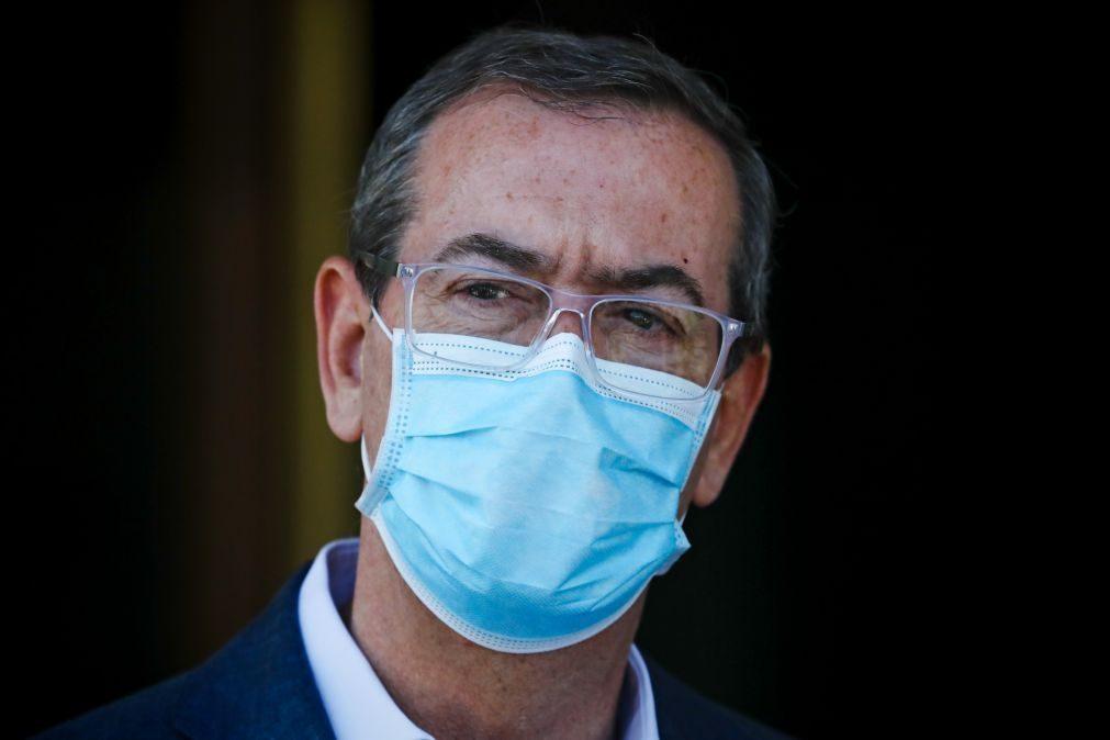 Covid-19: Ordem dos Médicos quer testes rápidos a cidadãos que estarão nas mesas de votos